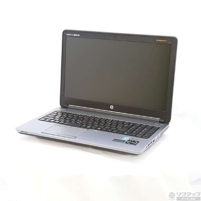 【送料無料】【中古】HPHP ProBook 650 G1 〔IBM Refreshed PC〕 〔Windows 10〕【291-ud】