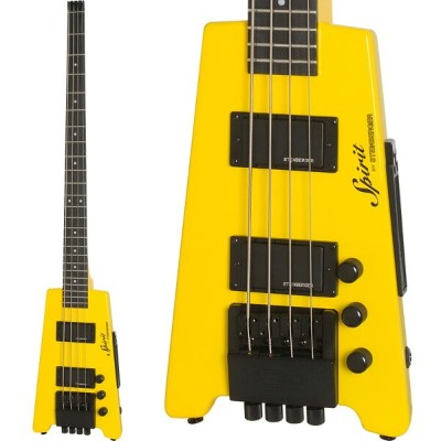 STEINBERGER Spirit XT-2 STANDARD Bass (HY/Hot Rod Yellow)