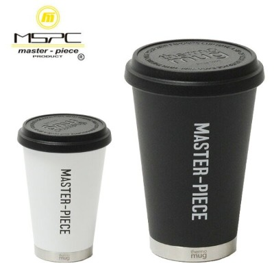 ● master-piece マスターピース thermo mug x MSPC Mobile Tumbler Mini モバイルタンブラーミニ 300ml THM-MOBILE 【タンブラー...