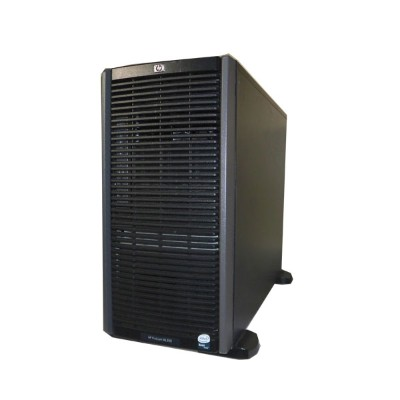 HP ProLiant ML350 G5 417536-291 中古 Xeon 5130 2.0GHz 1GB HDDなし DVD-ROM AC*2