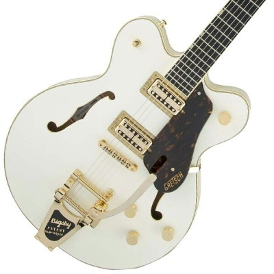 Gretsch / Players Edition G6609TG Broadkaster Center Block Double-Cut Vintage White グレッチ