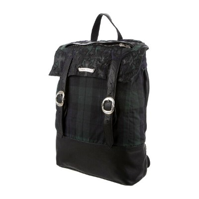 CHROME HEARTS BACKPACK CEMETERY CROSS クロムハーツ バックパック セメタリークロス【中古】