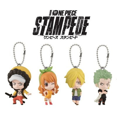 From TV animation ONE PIECE ONE PIECE STAMPEDE スイング 【4種セット】