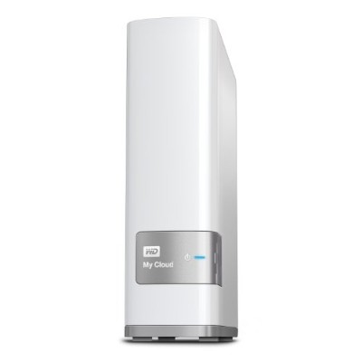 NAS(HDD:2TB) WESTERN DIGITAL Cloud WDBAGX0020HWT