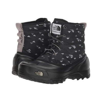 ザ ノースフェイス The North Face レディース シューズ・靴 ブーツ【Tsumoru Boot】TNF Black Triangle Weave Print/Foil Grey