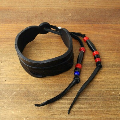 Rooster King & Co. Feather Bangle SMALL