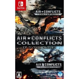 Air Conflicts Collection Nintendo Switch HAC-P-AUQ6A