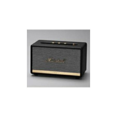 Marshall Acton II Bluetooth Black Bluetooth対応アンプ内蔵スピーカー ZMS-1001900 【616】 【P10】