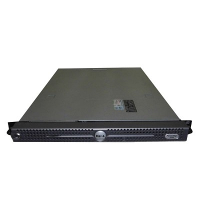 中古 DELL PowerEdge R200 Core2Duo E7400 2.8GHz 2GB 160GB×1 (SATA) DVD-ROM