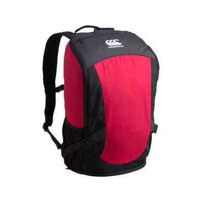 CCC-AB09211-65 カンタベリー デイパック(レッド・容量(約):26L) CANTERBURY DAY PACK