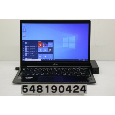 富士通 LIFEBOOK U772/G Core i5 3437U 1.9GHz/4GB/256GB(SSD)/14W/FWXGA(1366x768)/Win10 USB難あり【中古】...