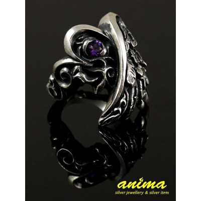 anima exists in all creation[Attribute for Deae(女神の為のアトリビュート)](シルバーアクセサリー/シルバー925/Silver925/アニマ/リング...