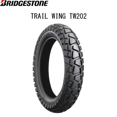 ブリヂストン BRIDGESTONE MCS00328 TRAIL WING TW202 リア 120/90-16 M/C 63P W B4961914857820