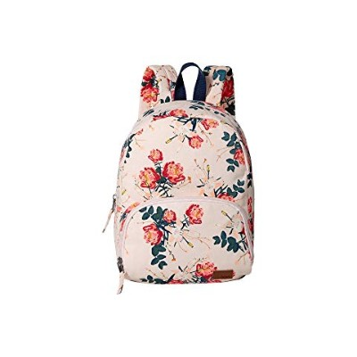 ROXY コア 【 ALWAYS CORE CANVAS BACKPACK CLOUD PINK GARDEN LILIY 】 バッグ 送料無料