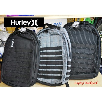 Hurley ハーレー ラップトップ バックパック デイバック リュック Laptop Backpack【RCP】