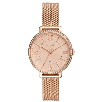 FOSSIL FOSSIL/(W)JACQUELINE_ES4628 フォッシル ファッショングッズ 腕時計 ピンク【送料無料】