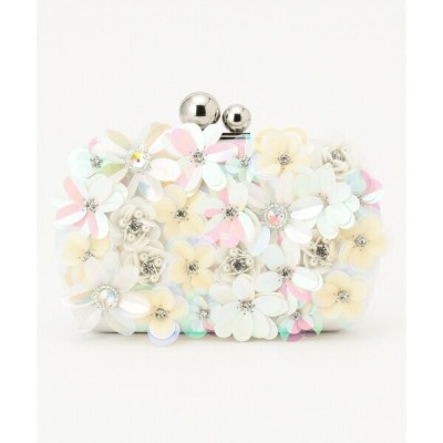 【Anna Cecereコラボ】SPANGLE CLUTCH クラッチバッグ/トッカ(TOCCA)