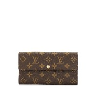 Louis Vuitton Pre-Owned Sarah 財布 - ブラウン