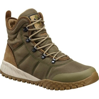 コロンビア Columbia メンズ シューズ・靴 ブーツ【Fairbanks Omni-Heat 200g Waterproof Winter Boots】Nori