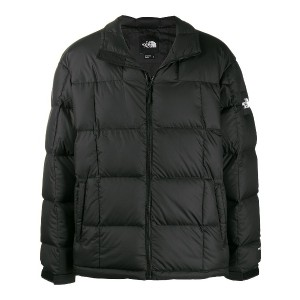 The North Face padded down jacket - ブラック