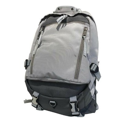 INDISPENSABLE IDP バックパック BACKPACK TRILL M グレー 14041600-85
