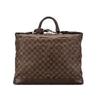 Louis Vuitton Pre-Owned グリモ ボストンバッグ - ブラウン