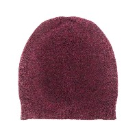 Roberto Collina knitted beanie hat - レッド