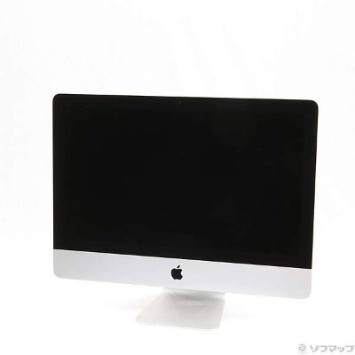 【送料無料】【中古】Apple(アップル) iMac 21.5-inch Mid 2014 MF883J/A Core_i5 1.4GHz 8GB HDD500GB 〔10.9 Mavericks〕...