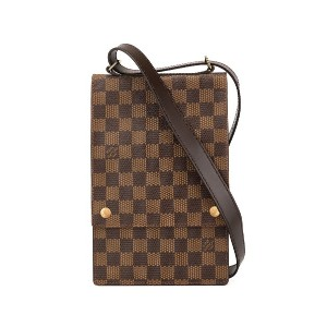 Louis Vuitton Pre-Owned ポートベロー ショルダーバッグ - ブラウン
