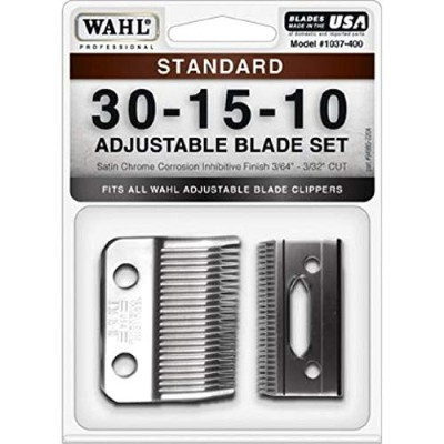 Replacement Clipper Blade Set With Oil-STD REPLACEMENT BLADE (並行輸入品)