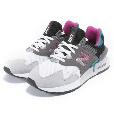 New Balance ニューバランス スニーカー MS997JCF(D) GRAY/GREEN(CF)