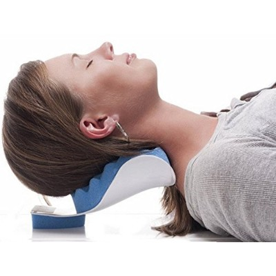 CHIROPRACTIC PILLOW - Cervical Pillow to help ease Neck Pain and Shoulder Pain and Provide relief...