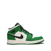 Nike Kids Air Jordan 1 Mid SE (GS) スニーカー - ホワイト