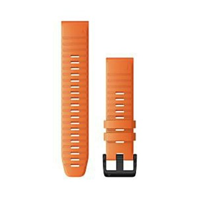 ガーミン(GARMIN) QuickFit F6 22mm Ember Orange 010-12863-11 (0101286311)