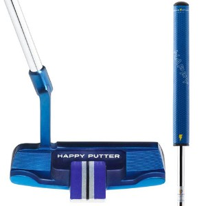 Happy Putter Eye Align Series Blade Putter【ゴルフ ゴルフクラブ>パター】