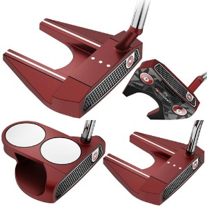 Odyssey O-Works Red Putter【ゴルフ ゴルフクラブ>パター】