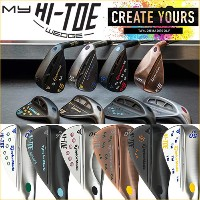 TaylorMade TaylorMade MyHi-Toe Wedge (Recommended/お薦めスタイル) 【ゴルフ 特注/オーダーメイド>特注-ウェッジ】