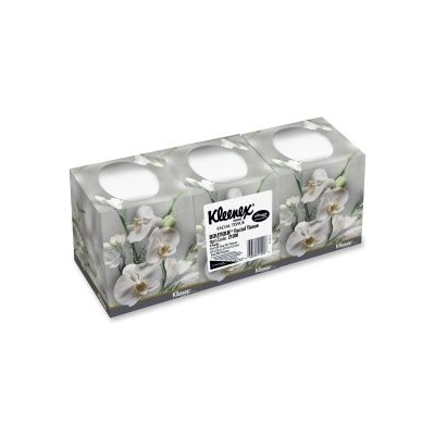 Facial Tissue, 2-Ply, Pop-Up Box, 95/Box, 3 Boxes/Pack, Sold as 3 Each by Kimberly-Clark Professiona...