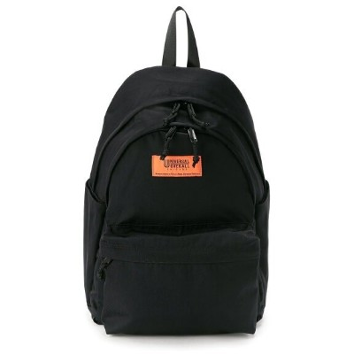 ADPOSION ADPOSION/(W)【UNIVERSAL OVERALL】 Slant daypack テットオム バッグ リュック/バックパック ブラック グレー ブラウン ブルー【送料無料】