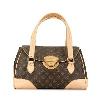 Louis Vuitton Pre-Owned Beverly GM ハンドバッグ - ブラウン