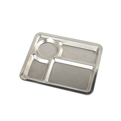 STAINLESS COMBO PLATE A ダルトン プレート 皿 ランチプレート 仕切り 食器