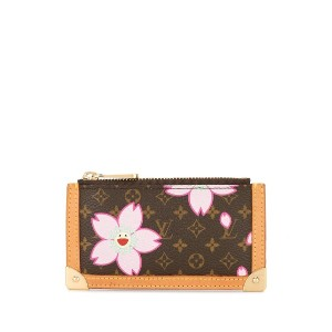 Louis Vuitton Pre-Owned Louis Vuitton x Takashi Murakami モノグラム コインケース