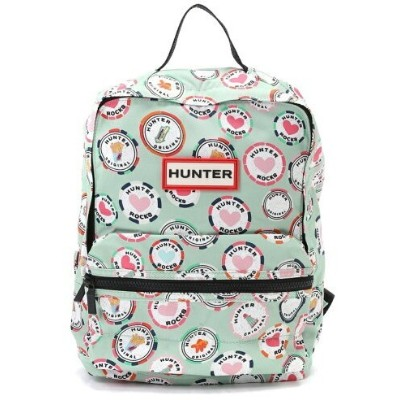 【SALE/40%OFF】HUNTER (K)KIDS ORG CHARACTER BACKPACK ハンターアウトレット バッグ キッズバッグ グリーン【送料無料】
