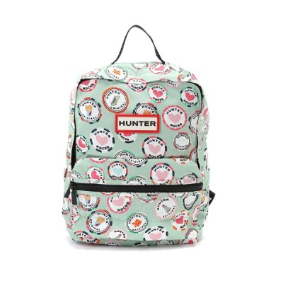 【SALE/40%OFF】HUNTER (K)KIDS ORG CHARACTER BACKPACK ハンターアウトレット バッグ キッズバッグ グリーン【RBA_E】【送料無料】