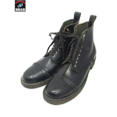 COMME des GARCONS HOMME レースアップブーツ 9ホール サイズ26cm【中古】[▼]