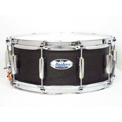 Pearl(パール)スネアドラム MCT1455S/C Masters Maple Complete MCT #124 ソフトケース付き