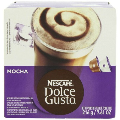 Nescafe Dolce Gusto for Nescafe Dolce Gusto Brewers, Mocha 16Ct ドルチェグスト モカ