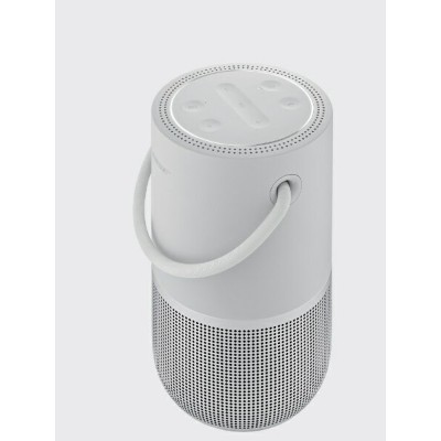 BOSE Bose Portable Home Speaker Luxe Silver[Bluetooth対応 /Wi-Fi対応 /防滴][ボーズ スマートスピーカー シルバー]