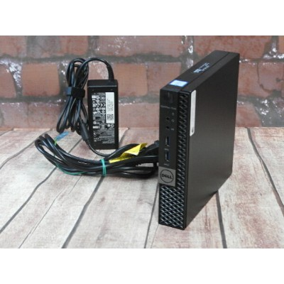 【中古】 Aランク Dell OptiPlex 7040Micro MFF 第六世代 i5 メモリ16G HDD500G