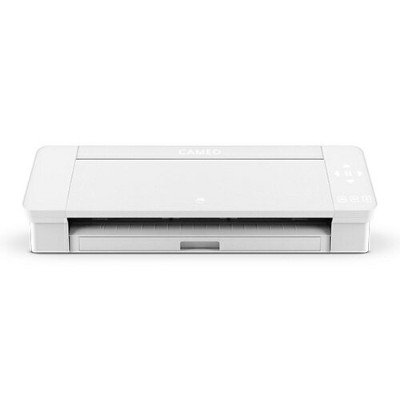GRAPHTEC グラフテック カッティングマシン silhouette CAMEO 4 SILH-CAMEO-4-WHT-J ホワイト